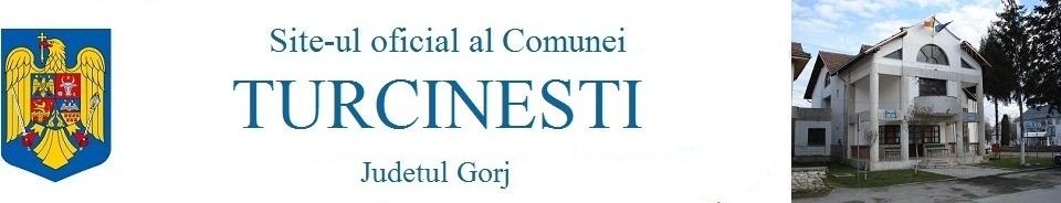 Primăria Comunei Turcinești, județul Gorj